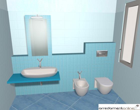 Ristrutturare un bagno senza demolizioni si puo fareeee - Costi per ristrutturare un bagno ...